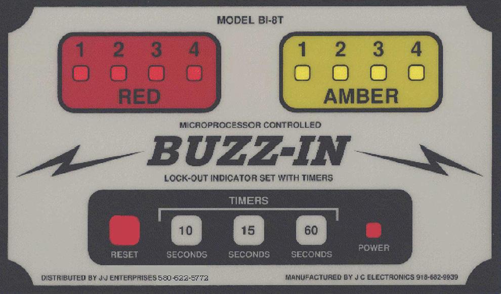 control box label