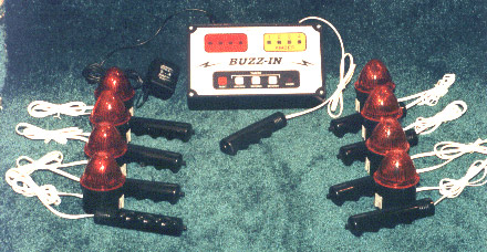 Buzz-In lockout system